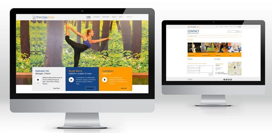 creazione siti web fitness