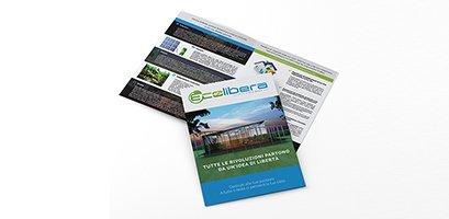 Creazione siti web, logo, grafica, marketing ecolibera brochure
