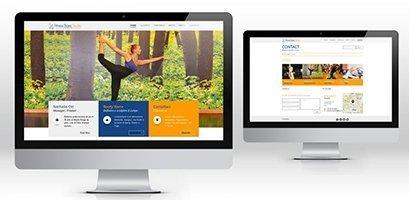 Creazione siti web, logo, grafica, marketing fitnessbarre sito
