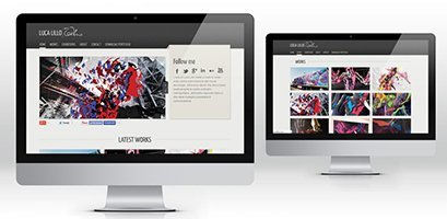 Creazione siti web, logo, grafica, marketing Creazione siti web Luca lillo sito