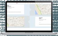 Creazione siti web, logo, grafica, marketing google map