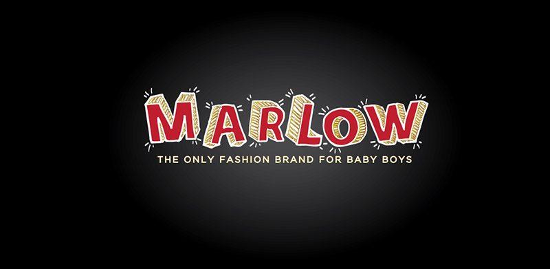 Creazione siti web, logo, grafica, marketing Marlow logo nero