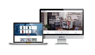 Creazione Siti web wordpress Severin frigoriferi