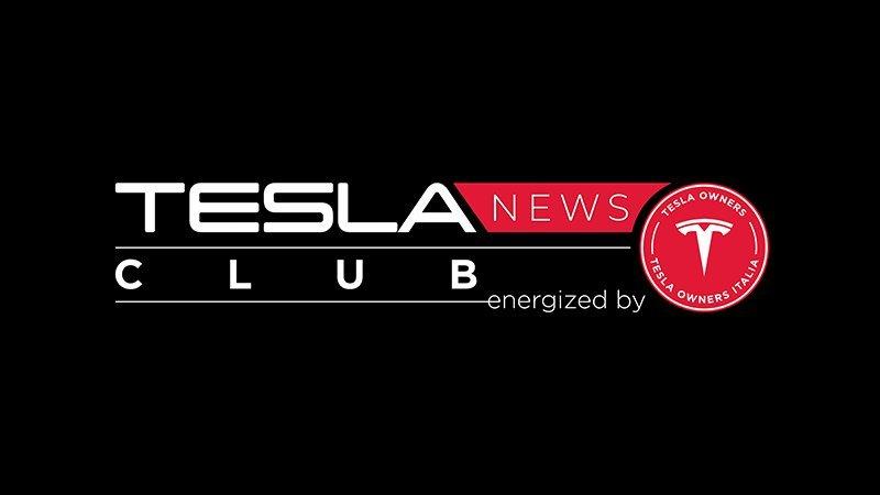 Creazione Logo Tesla Club News