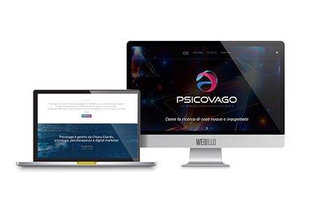 Blog Psicovago Sito web