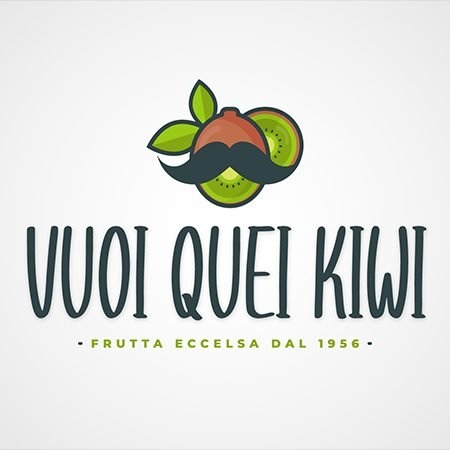 Vuoi Quei Kiwi Logo